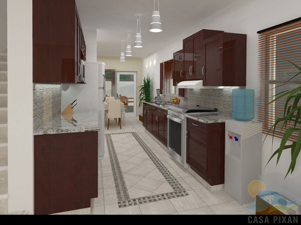 Casa Pixan Kitchen
