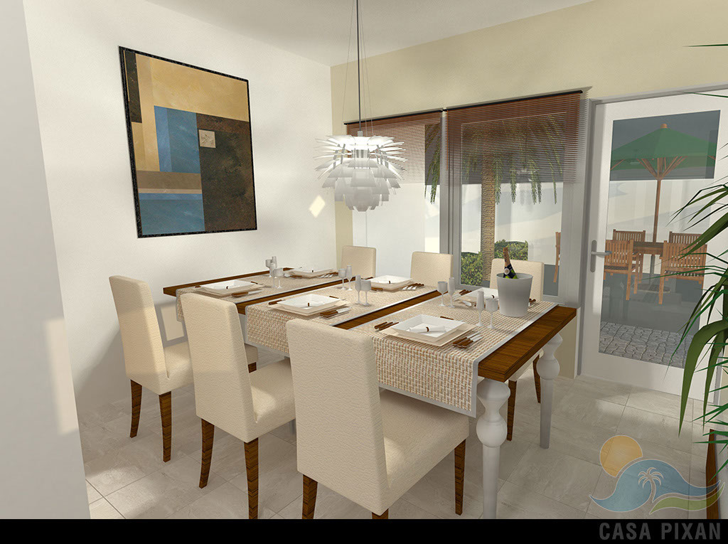 Casa Pixan Dining Room