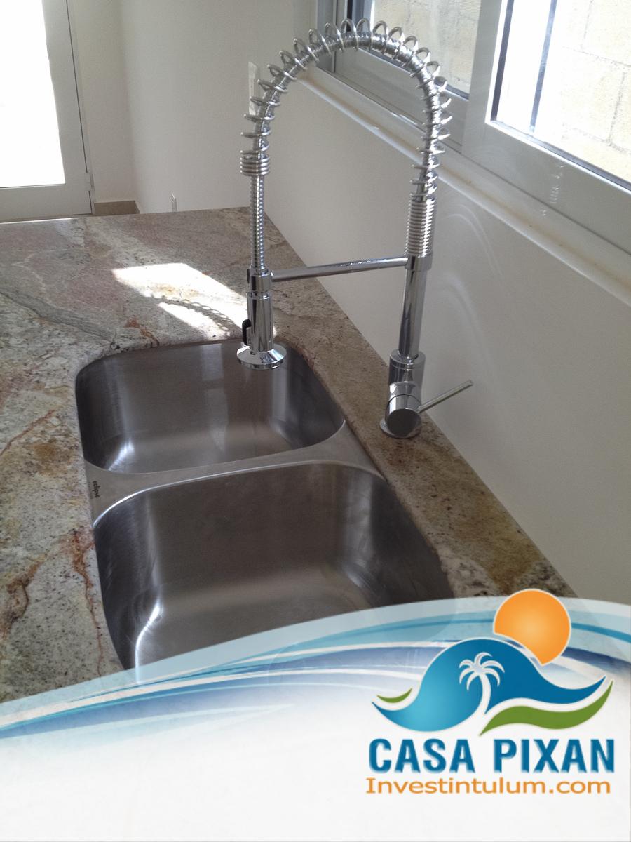 Brazilian granite counter top now installed